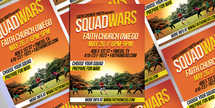Squad Wars Flyer