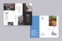 Modern Missions TriFold Brochure