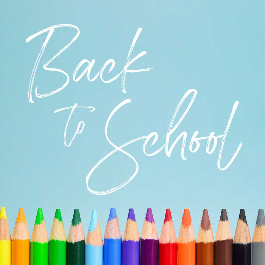 Back to School Social Graphic