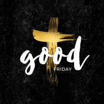 Good Friday Social Media Set