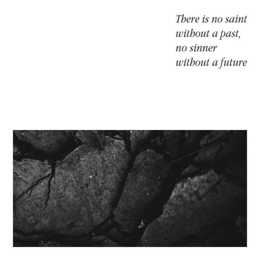 No Sinner Without A Future