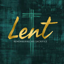 Lent Social Media Set