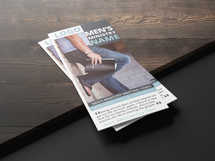 Mens Ministry Class Brochure