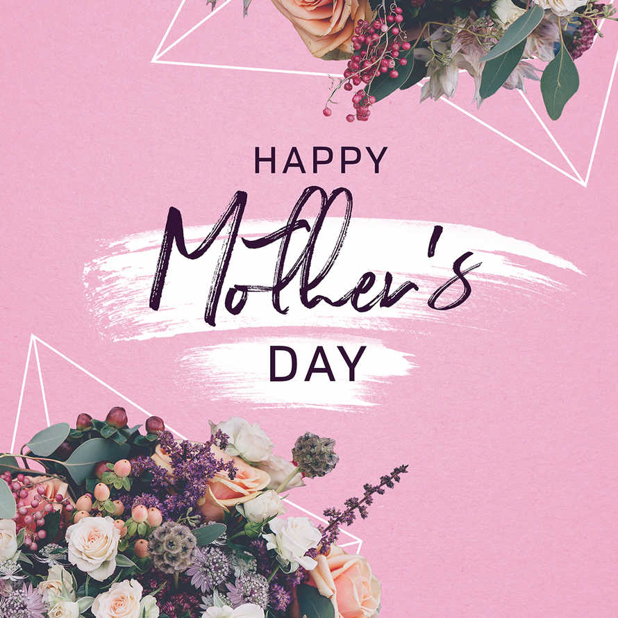 Mother's Day Bouquet social
