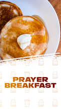 Prayer Breakfast (Social Bundle)