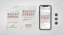 Worship Sunday