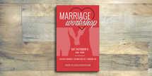 Marriage Workshop Flyer