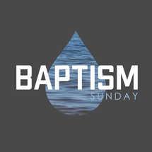 Baptism Social Graphic Set