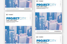 Project City Flyer Template