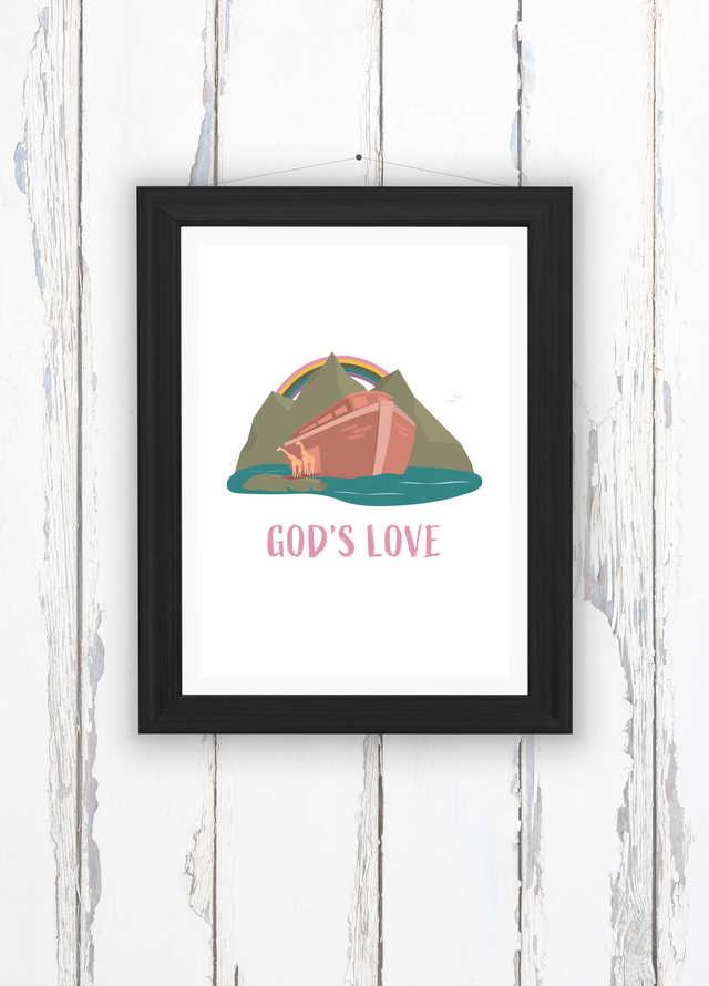 Noah's Ark - God's Love