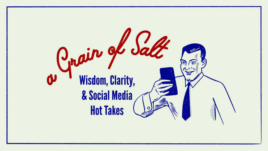 Salty Social Media