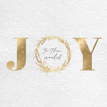 Joy to the World Social Graphic Set