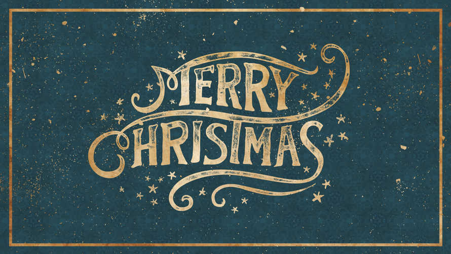 Merry Christmas - Classic