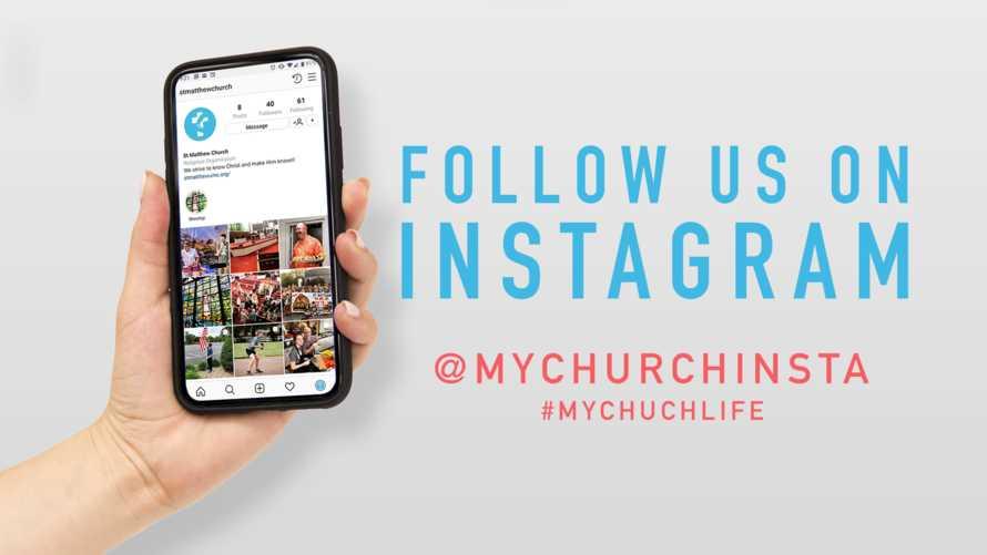 Church Instagram Promo