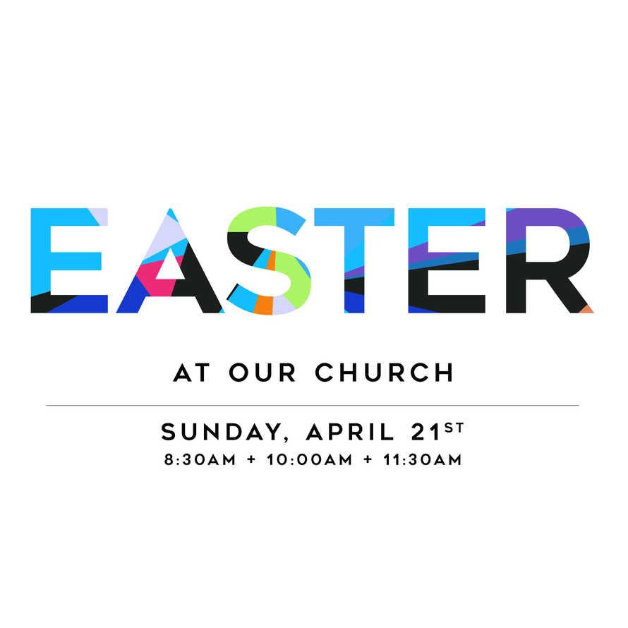 Easter Social Media Graphics