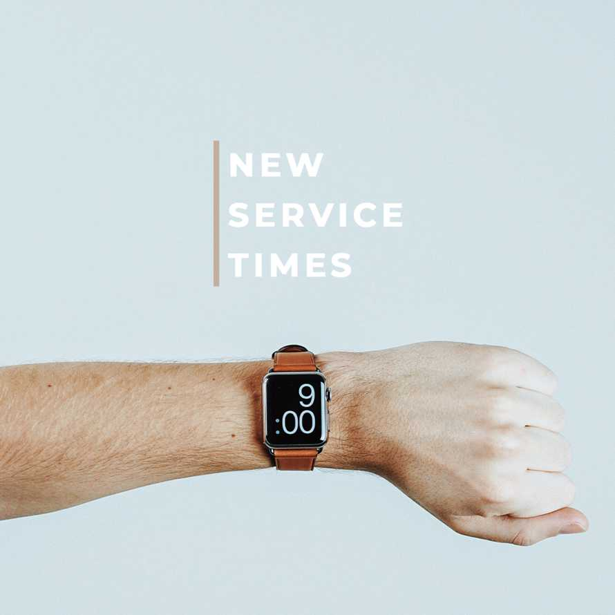 New Service Time
