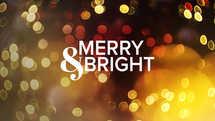 Merry & Bright Christmas Slide Pack