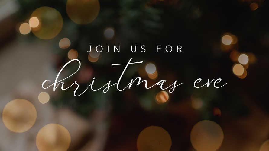 Christmas Even Invite