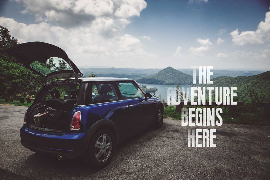 The Adventure Begins Here