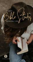 Women's Bible Study Social Graphic