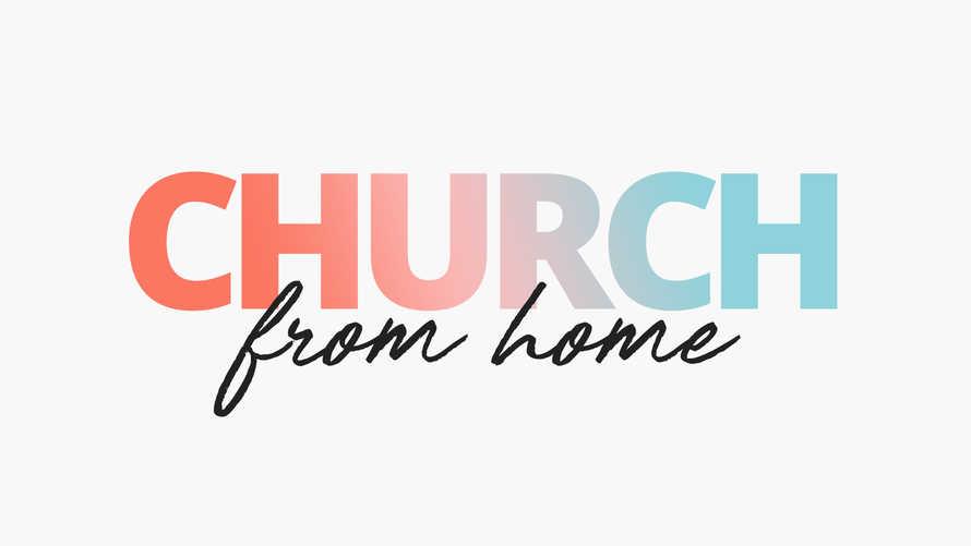 Church From Home Slide Design