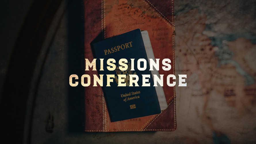 Missions Conference Slide Bundle