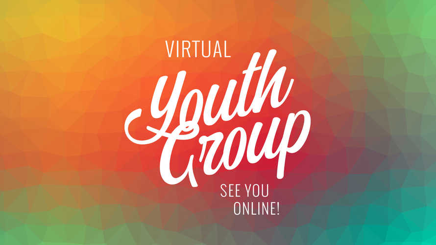 Virtual Youth Group Slide