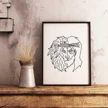 Jesus Lion