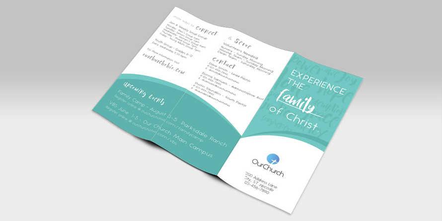 Family of Christ Church Bulletin