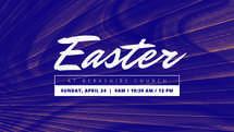 Easter Sunday Slide Templates