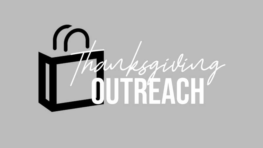Thanksgiving Outreach Graphic