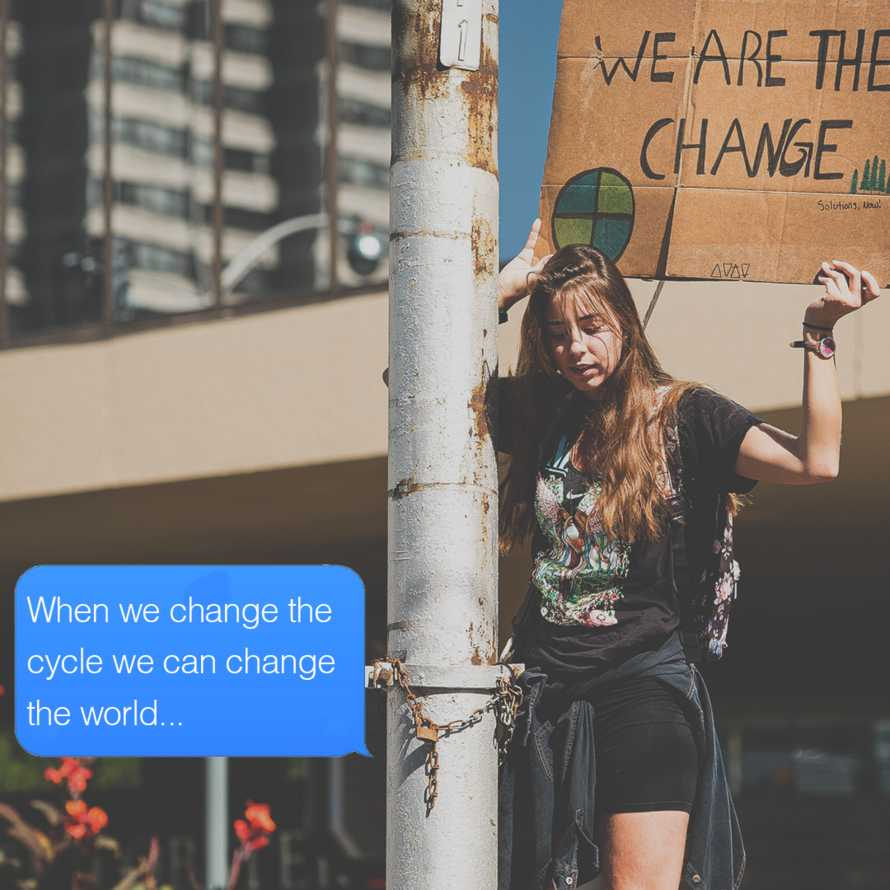 We Are the Change