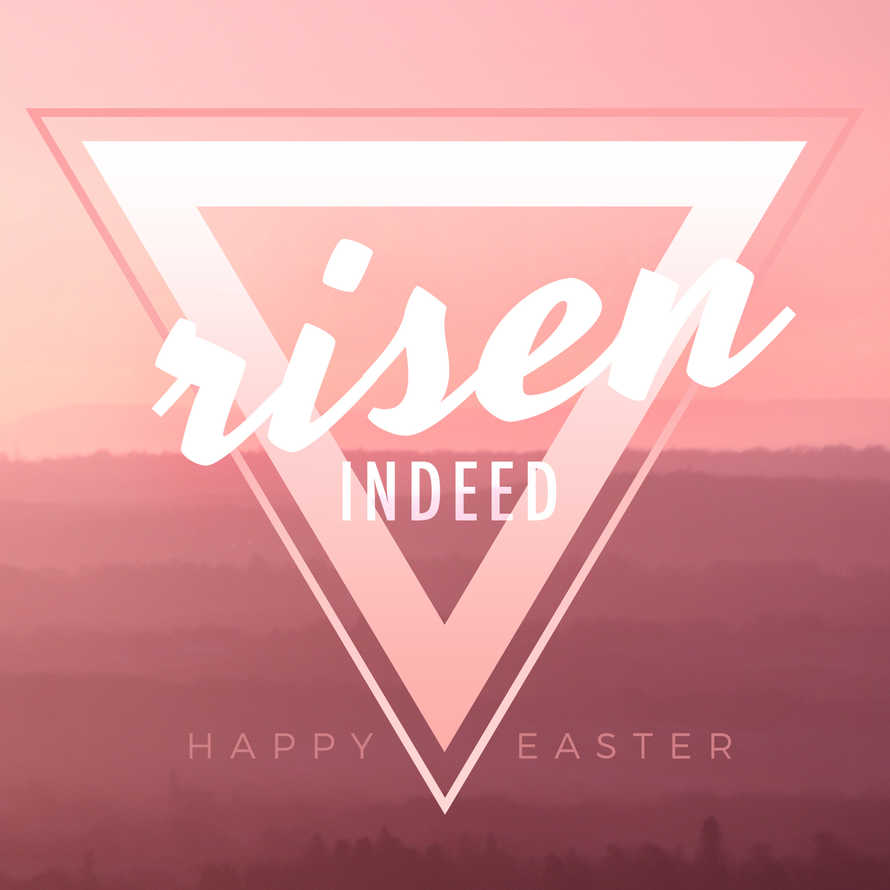 Risen Indeed