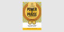 Power of Praise Church Flyer