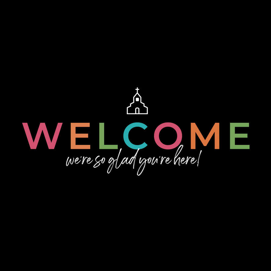 Welcome Social Graphic Set