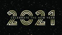 New Year 2021 Slide