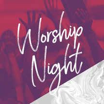 Worship Night social media