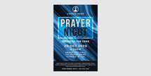 Prayer Night Flyer