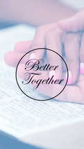 Better Together in Marriage Built on The Bible