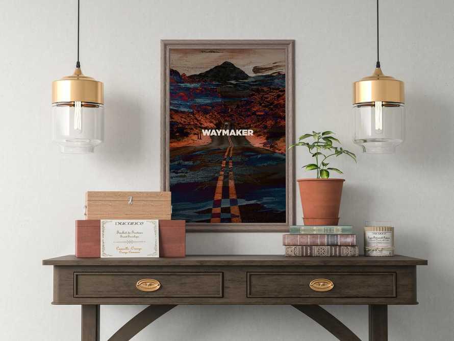 Waymaker Worship Inspirational Print