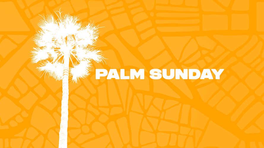 Palm Sunday Slide Bundle
