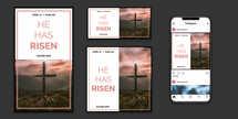 Easter - He Has Risen