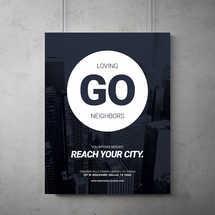GO Flyer Template