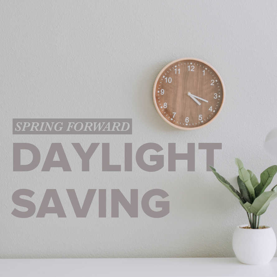 Daylight Savings Spring Forward