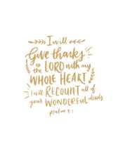 Hand lettered Digital Print - Exodus 33:14 Bible verse