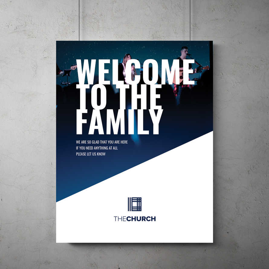 Welcome to the Family Flyer Template