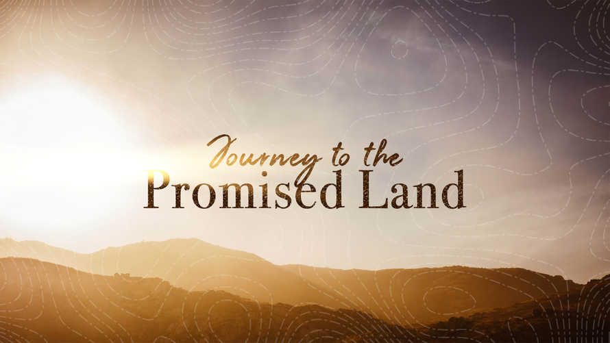 Journey to the Promised Land Slide Bundle