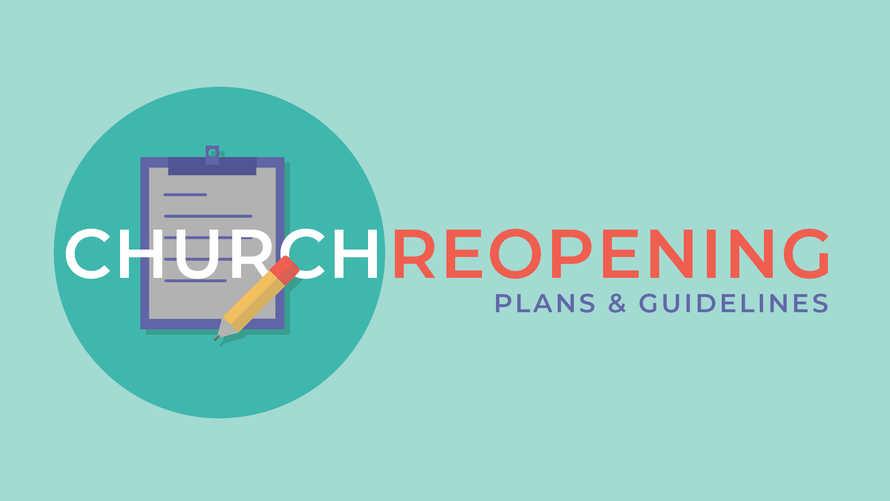 Church Reopening Slide
