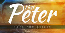 The Book of 1st Peter - Sermon Series Slides