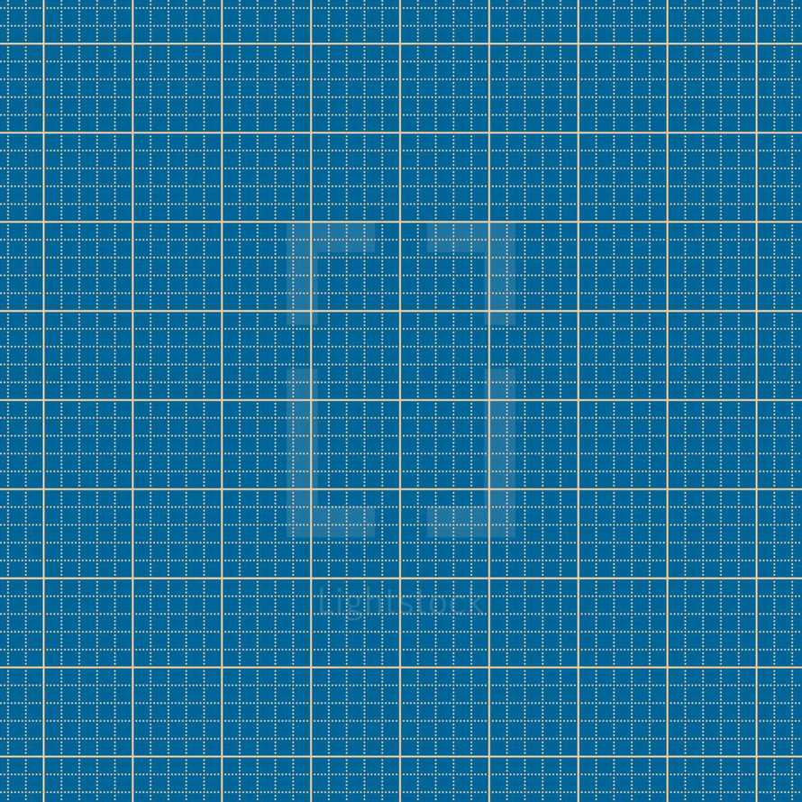 blue grid graph paper. Graph paper background. Blueprint grids background. Engineering paper. 5 squares per inch. Blue background. The graphic element saved as a vector illustration in the EPS file format for used in your design projects.